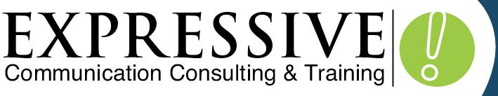 Expressive! Logo