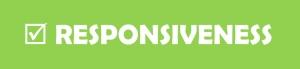 responsiveness customer satisfactin